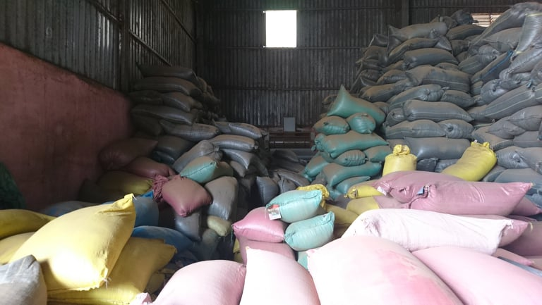 Export Coffee Warehouses 1